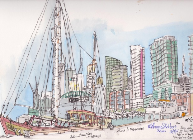Boats melbourne