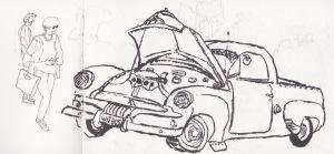 cars bw2