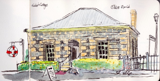 fusiliers-cottage-battery-point-hobart